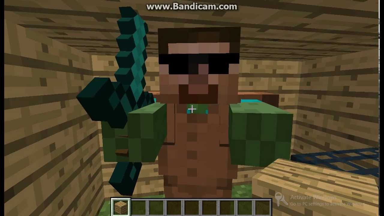 Minecraft Zombie Head - Gambleh g