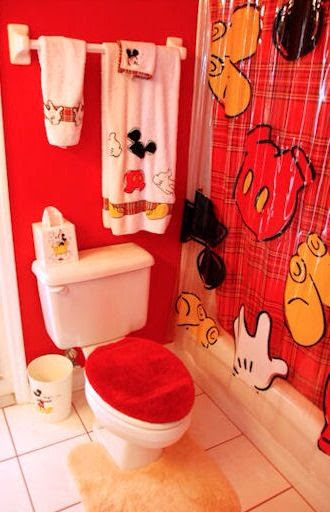 Mickey Mouse Bathroom Set Accessories Everything Minnie Mou