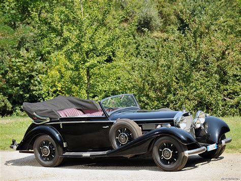 Mercedes Benz 540K Cabriolet C by Sindelfingen '1937