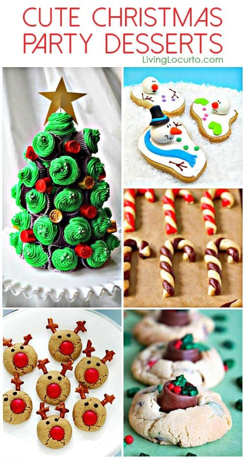 The Grinch Christmas Treats | Holiday Party Recipe Ideas