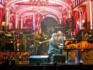 Elton John has received damages for libel twice