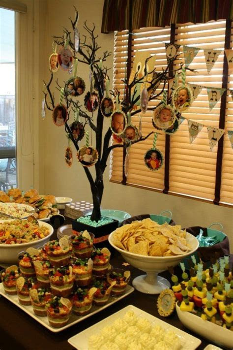 Table Decoration Ideas For Family Reunion