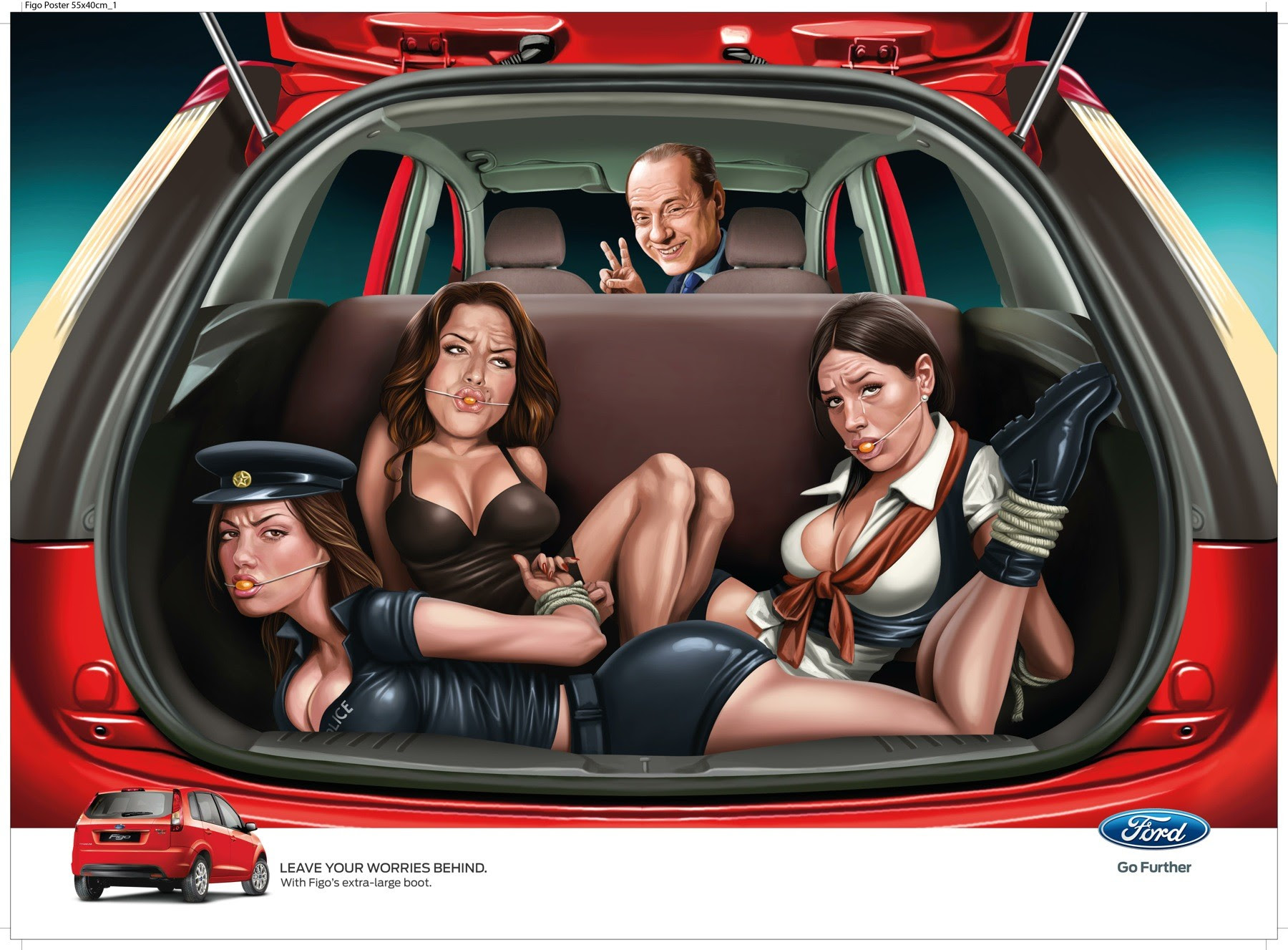 ford india ad