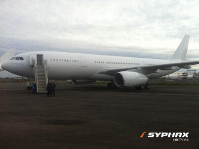 Syphax's first A330-200