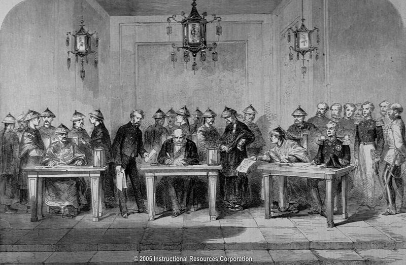 File:Signing of the Treaty of Tientsin-2.jpg