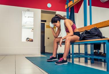 <p>Según el estudio que publica <em>Current Biology</em>,quienes tienen un nivel de actividad física mayor no consumen más calorías que aquellos que realizan ejercicio de forma moderada. / Fotolia</p>