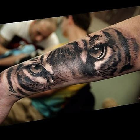 tiger tattoos  forearm