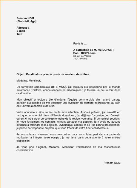 Lettre De Demande De Stage En Entreprise 3eme - Template ...