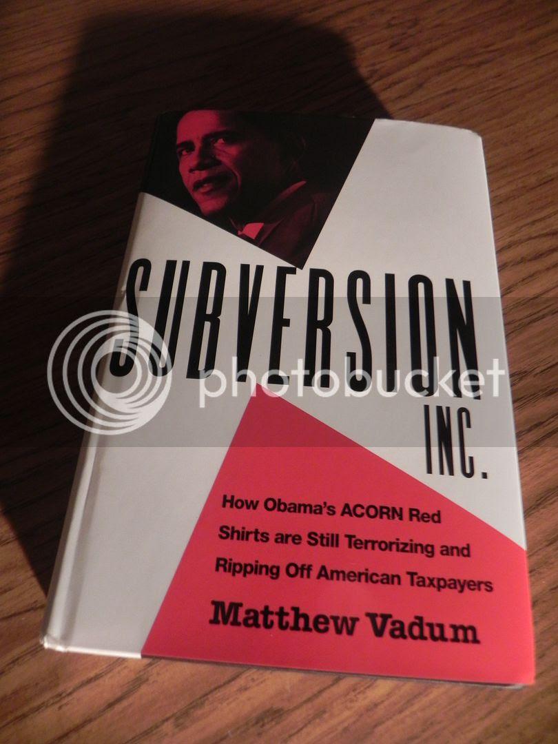Matthew Vadum Book