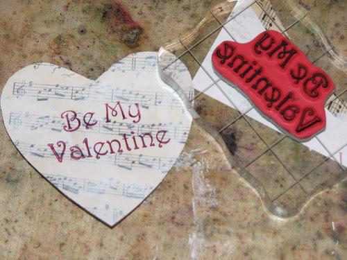 Vintage Valentine #1 - Vintage Sheet Music 010