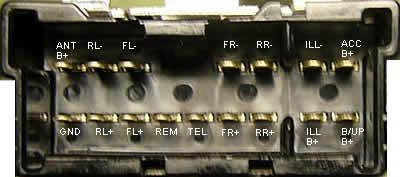 2003 Hyundai Sonata In Need Of Correct Stereo Wiring Diagram Hyundai Forums