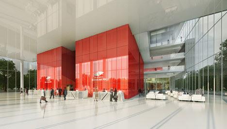 Shenzhen Guosen Securities Tower by Massimiliano and Doriana  Fuksas