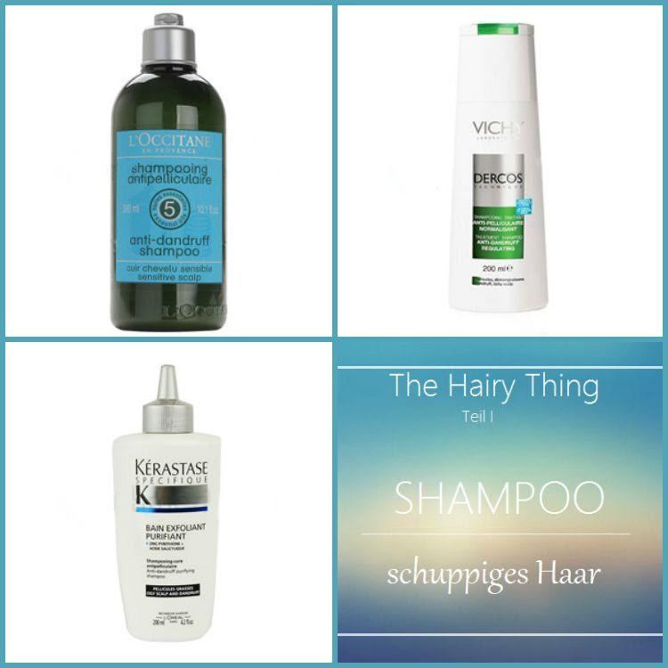 Tipps gegen schuppiges Haar