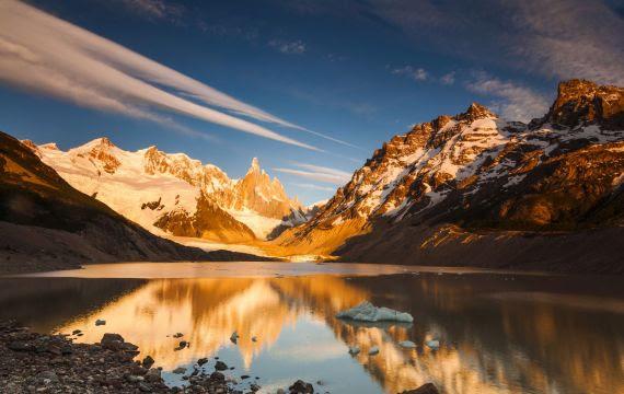 Montagne della Patagonia