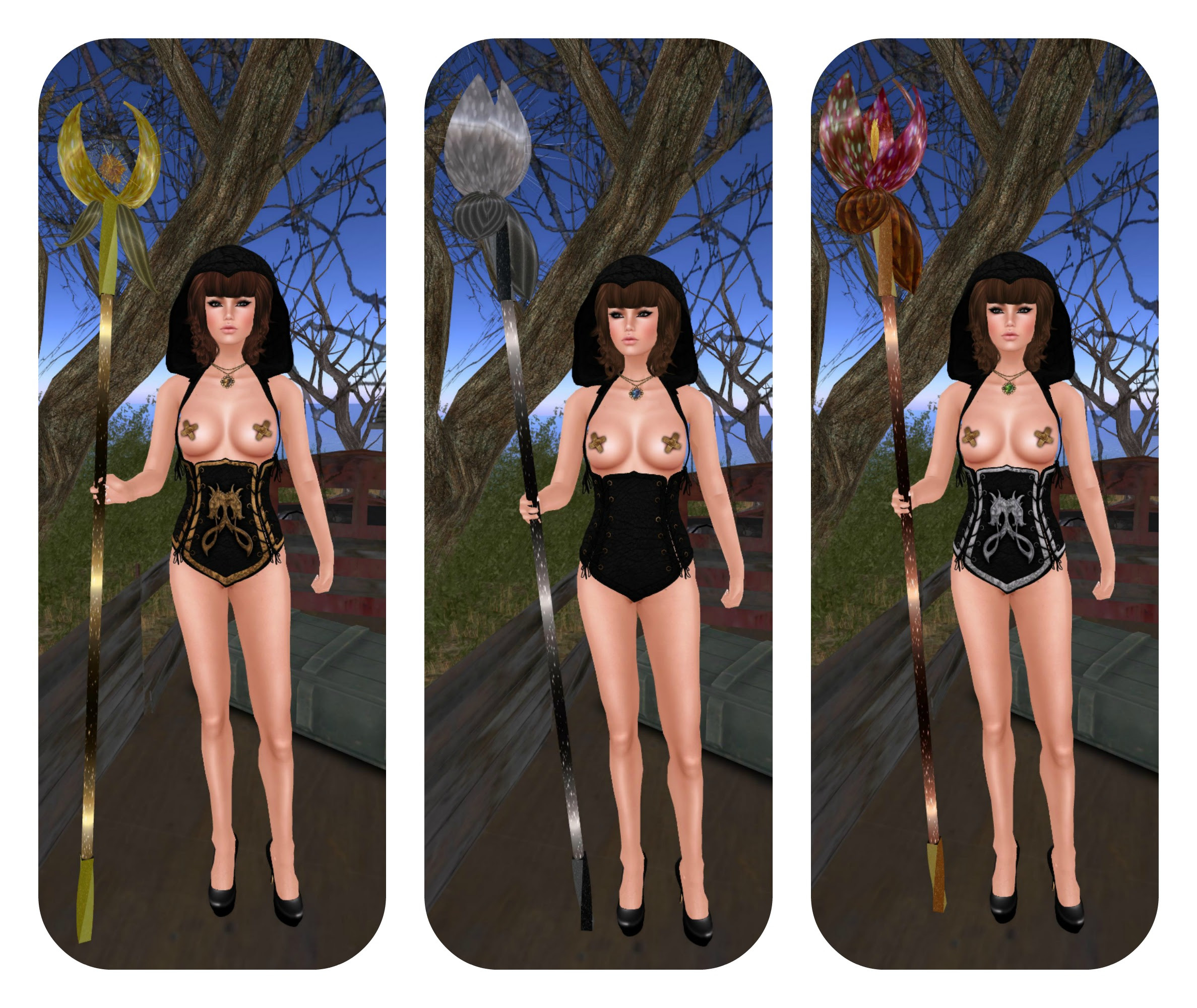 Fantasy Gacha Carnival H. 01 - [tea.s] & *OAL* & DC