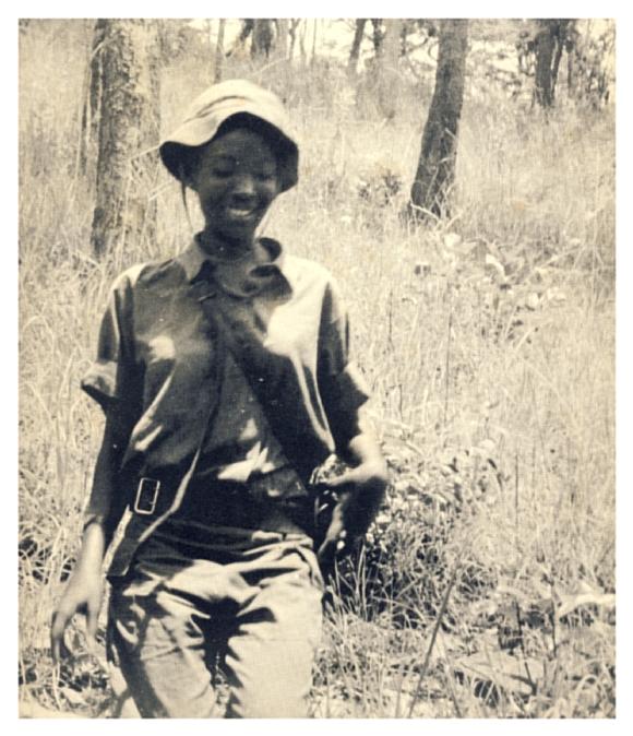 Josina Machel marcha