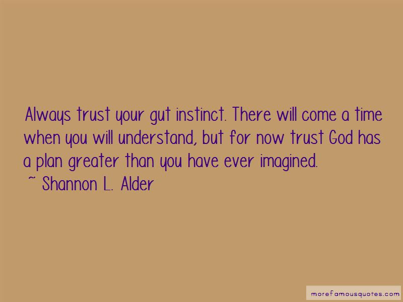 75+ Quotes About Trusting Your Gut Instincts