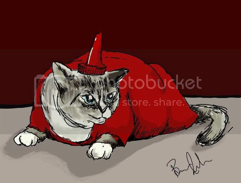 Tinker Catsup.