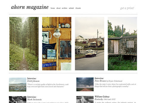 The Definitive List of Online Photography Magazines