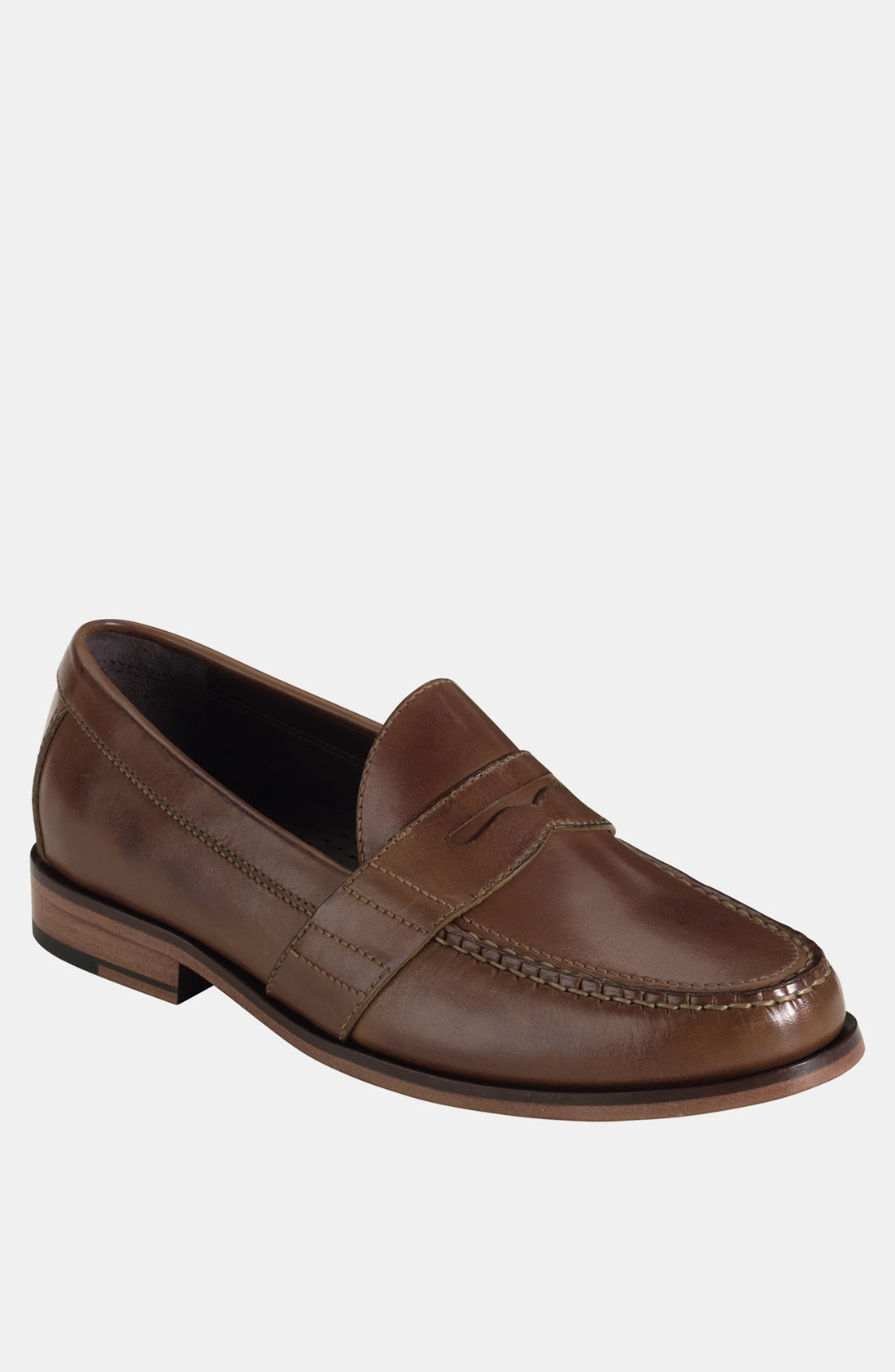 Cole Haan Air Monroe Penny Loafer in Brown for Men (medium ...