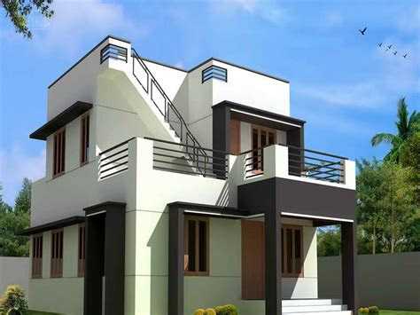 simple house design  small  modern people intended
