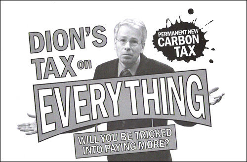 Dion's Tax on Everything. Will you be tricked into paying more?