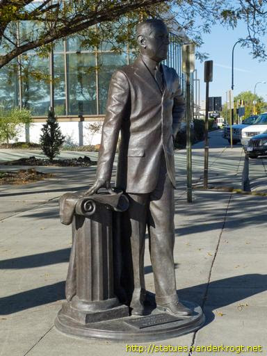 Image result for statues of Woodrow Wilson