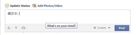 facebook tricks 2013