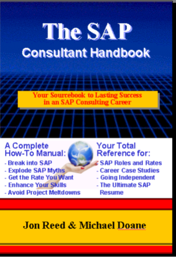 Book Review The Sap Consultant Handbook Graversen