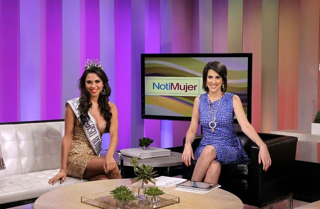 Yéssica Mouton entrevistada por Mercedes Soler (Foto 3)