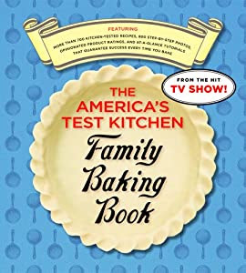 """Cover of """"The America's Test Kitchen Fami..."""