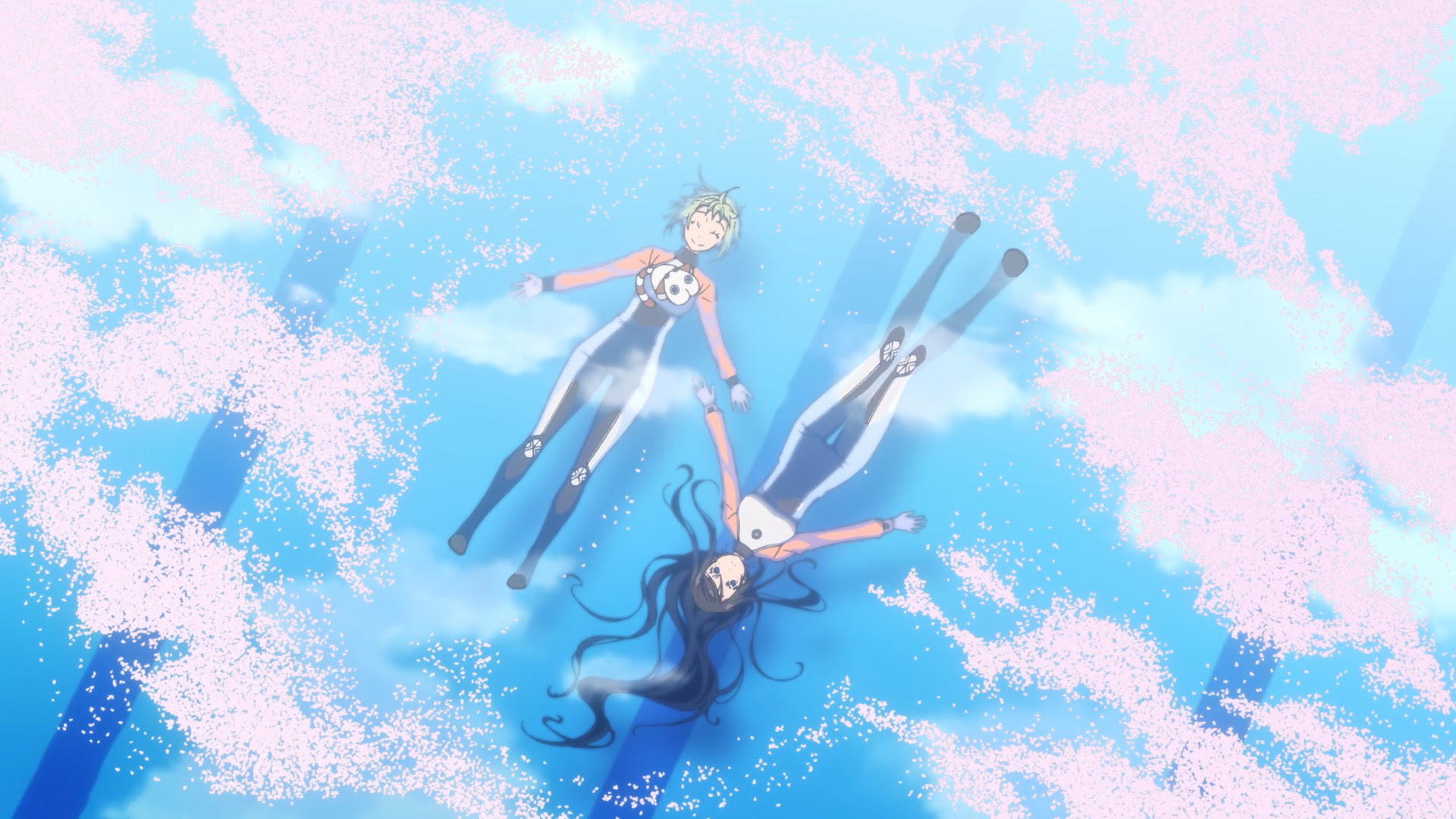 Spoilers Amanchu Episode 2 Discussion Anime