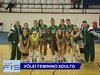 Copa Regional de vôlei: Em casa, adulto feminino do FIS vence Santa Bárbara