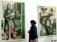 Realismo caracterizou arte da antiga Alemanha Oriental