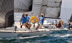 J/124 Cirrus sailing Long Beach Race Week