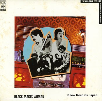 V/A black magic woman the all-time popular hit-parade