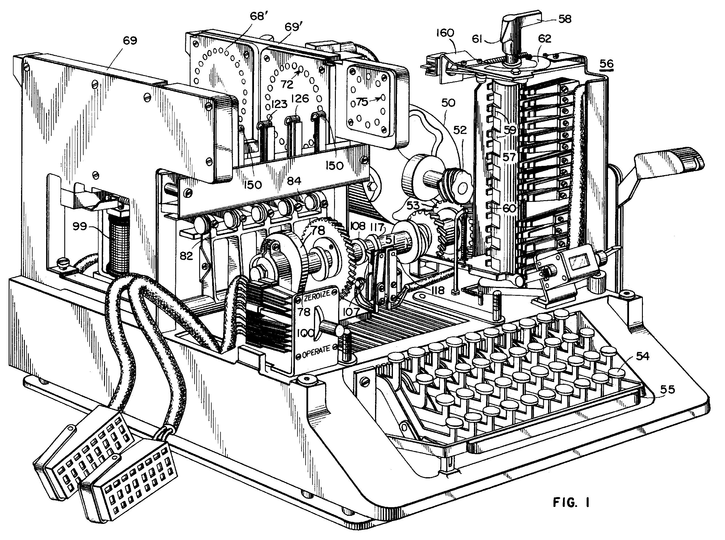 Patente SIGABA