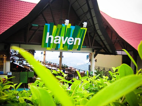 Dinner @ Haven, Look Out Point Ampang