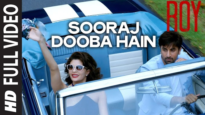 Sooraj Dooba Hain' FULL SONG | Arijit singh Aditi Singh Sharma | T-SERIES - ARIJIT SINGH, ADITI SINGH SHARMA Lyrics in hindi