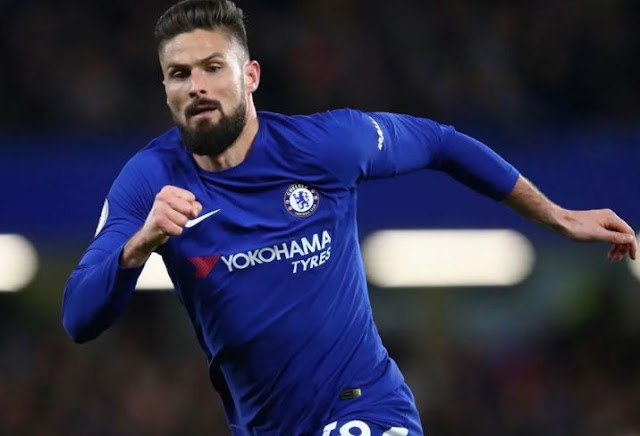Giroud Reveals What He Told Chelsea Before Dumping The Club (See What He Said)