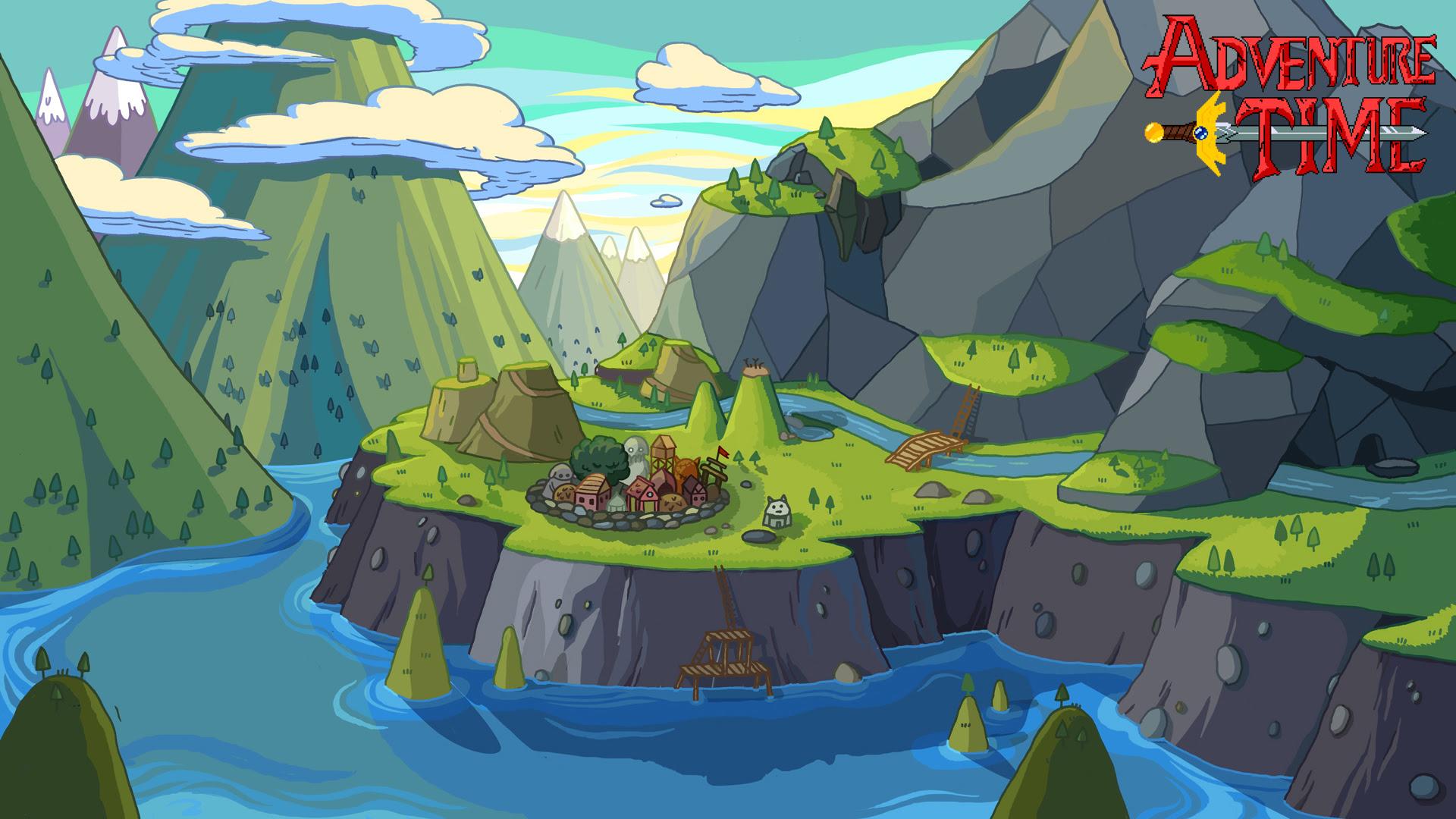 Download Adventure Time Wallpaper  Wallpup.com