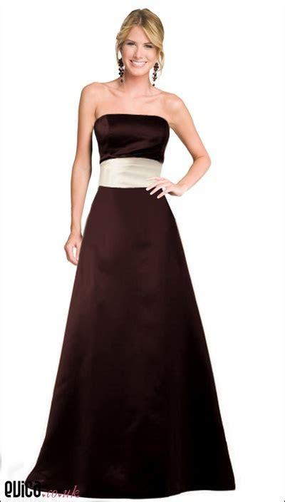 Best 20  Chocolate Bridesmaid Dresses ideas on Pinterest