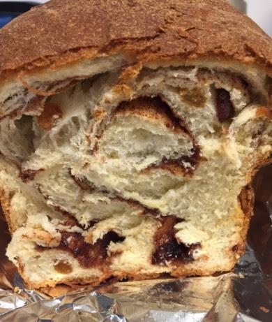 Worlds Best Cinnamon Raisin Bread Not Bread Machine ...
