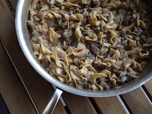 Skillet Beef Stroganoff America S Test Kitchen