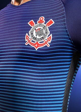 Nova camisa do Corinthians (Foto: Divulgação)