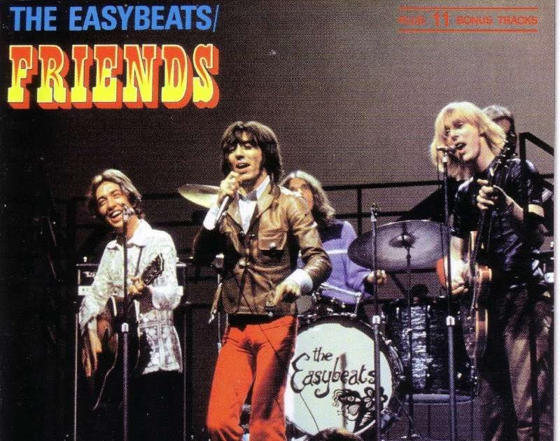 the easybeats 1969 friends 60 39 s 70 39 s rock