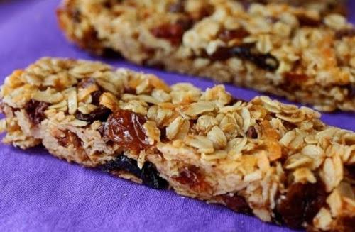 Granola Bars – Easy One-Bowl Recipe   Health & Natural Living