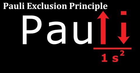 Αποτέλεσμα εικόνας για pauli principles