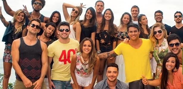 """Os 20 solteiros da versão brasileira do reality show """"Are You the One"""""""