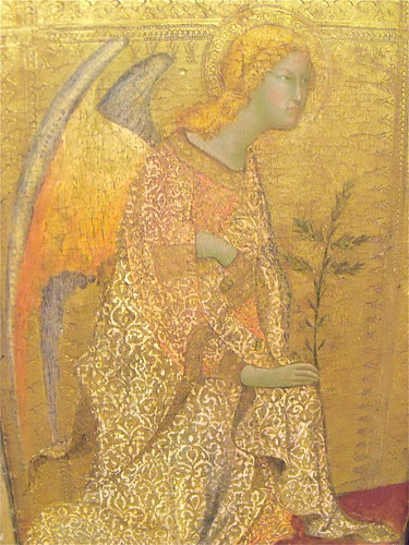 47  203/365  Angel of the Annunciation